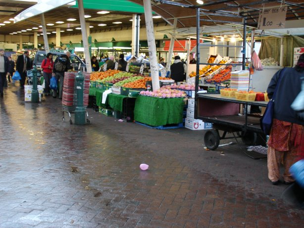 Queens Market at Upton Park