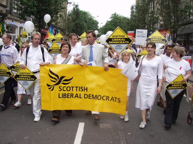 scottish liberal democrats..