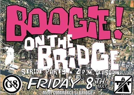 Boogie on the Bridge!