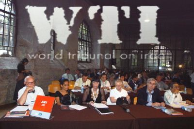 World Tribunal on Iraq - Jury of conscience