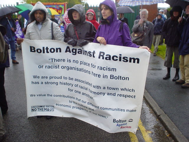 Bolton Against Racism