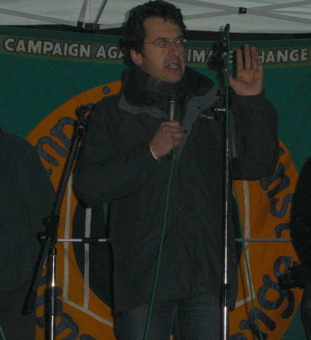 Monbiot wowed the crowds