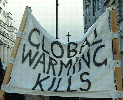 'Science denial kills' – Lewandowsky/Mann paper suggests that man-made global warming is killing 150k annually