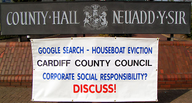 Cardiff County Council Cardiff Harbout Authority BMF Member