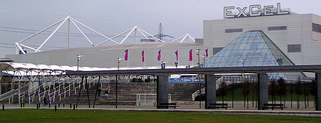 Excel Exhibition Centre Home of The London International Boat Show
