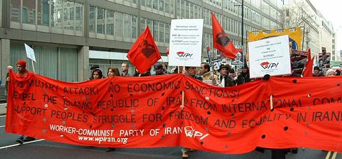 Worker-communist party of Iran