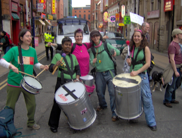 Rhythms of Resistance Manchester