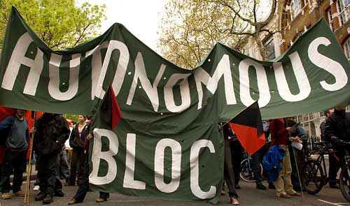 Bloc at the start