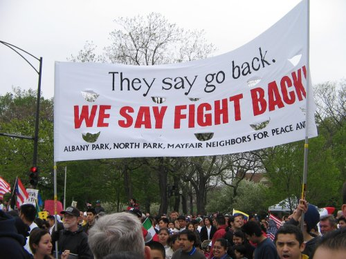 We Say Fight Back
