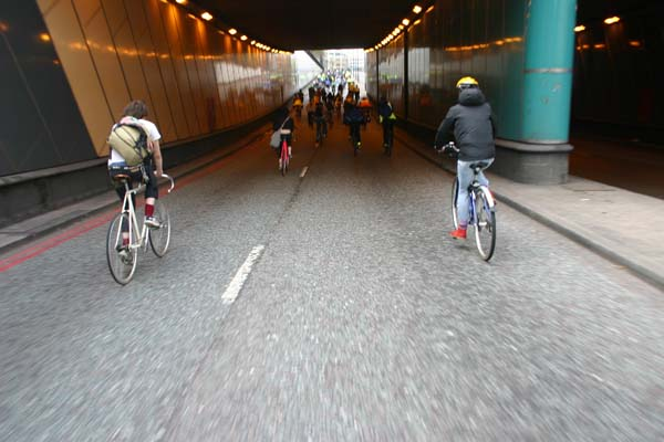 Euston Tunnel