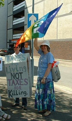 Taxes for living not taxes for killing