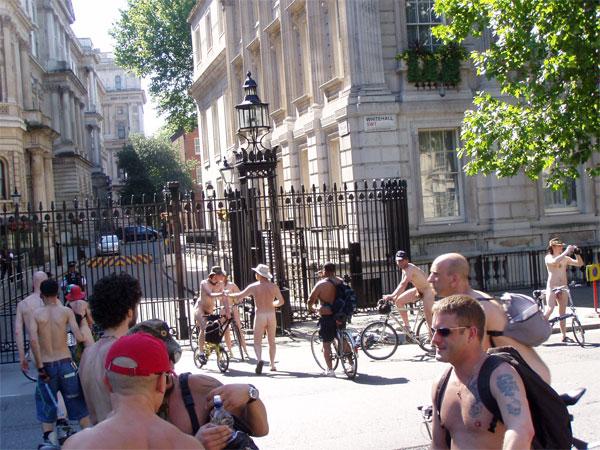 World Naked Bike Ride - London - UK Indymedia