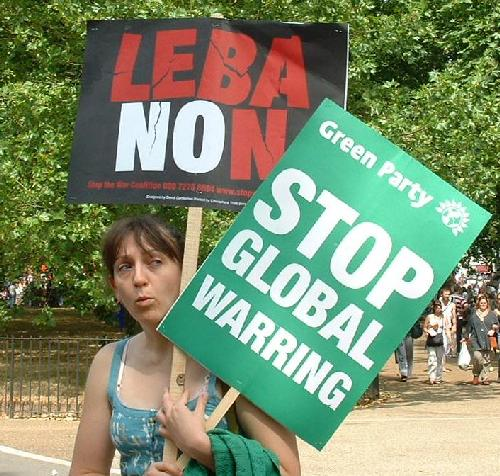 Leba-NO-n / stop global warring