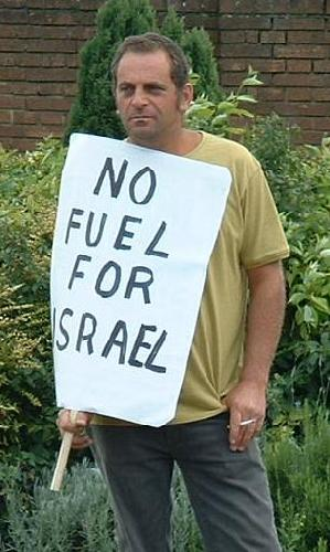 No fuel for Israel