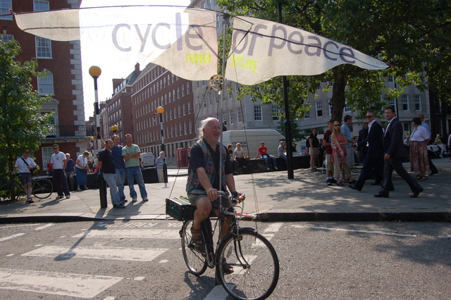 Cycle of Peace