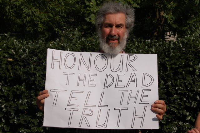 Honour the Dead Tell the Truth