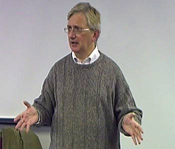 Craig Murray in Sheffield