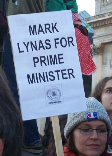 Mark Lynas for Prime Minister