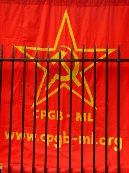 Communists Behind Bars!