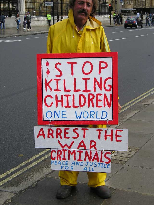 Stop Killing of children
