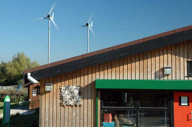 Nottinghamshire Wind Turbines Practical Uses In