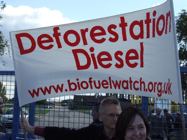 Whats wrong with bio-diesel?