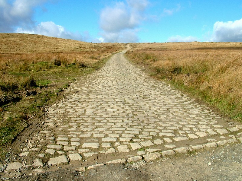 "Remembering rooley moor's ""cotton famine road"""