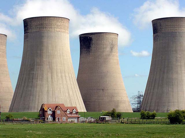Radcliffe-on-Soar Power Station