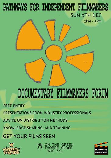 Pathways for Independent Filmmakers