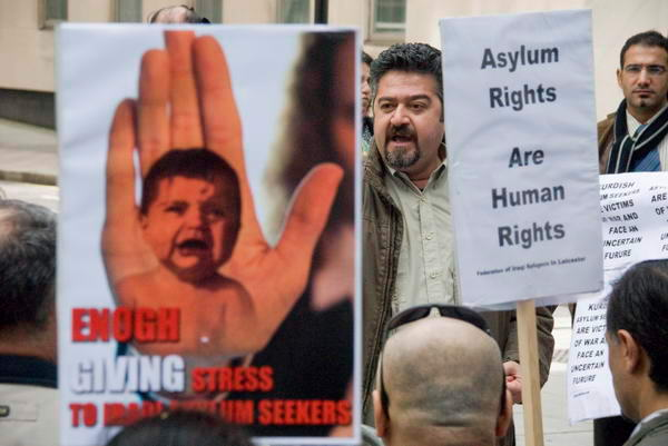 Asylum Rights are Human Rights