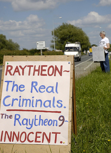 Raytheon 9 Innnocent