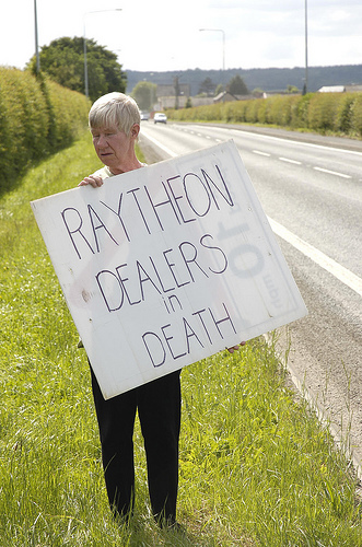 Raytheon - dealers in death