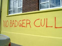 ALF target farming union offices over badger cull, June 13th