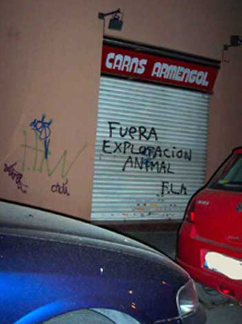 EXPLOITERS PAINTED (Spain)