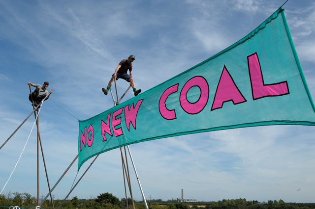Kingsnorth Climate Camp