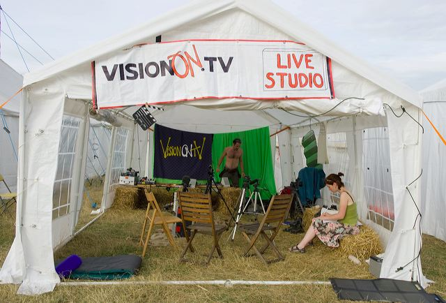 We have a live internet TV station with 250,000 viewers.