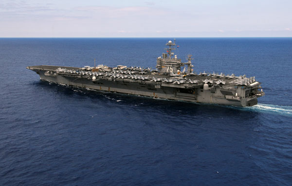 USS Harry S. Truman (CVN 75)
