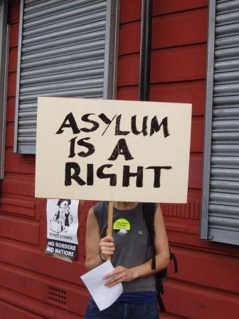 Asylum is a Right