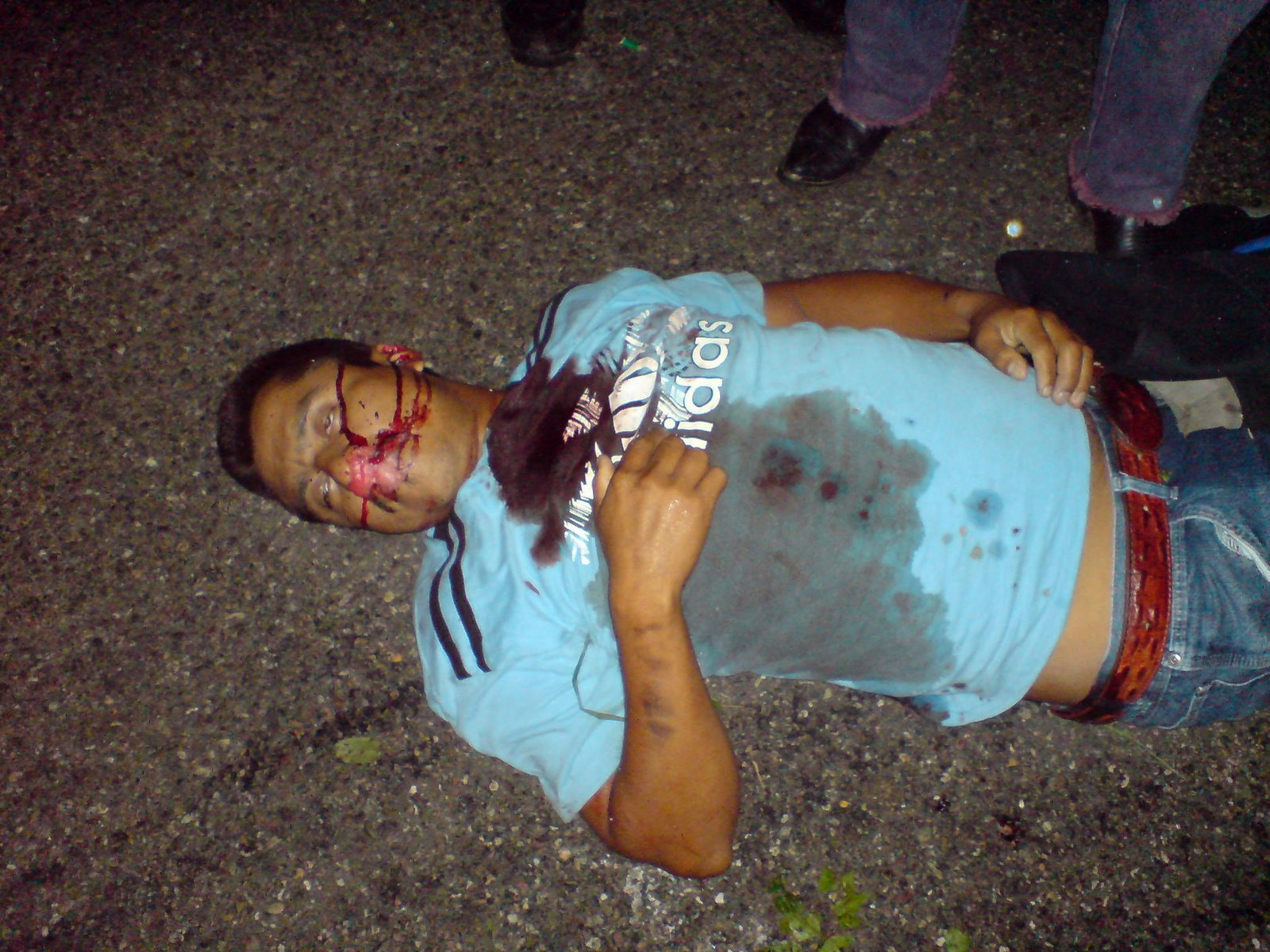 Mexican Mafia Killings