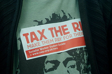 Tax the Rich.