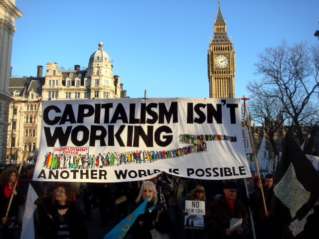 H4. Capitalism Isn't Working in Parliament Square (CK)