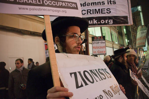 'Zionists have no right to rule over any part of the Holy Land '