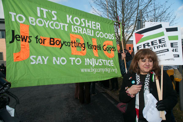 It's kosher to Boycott Israeli Goods