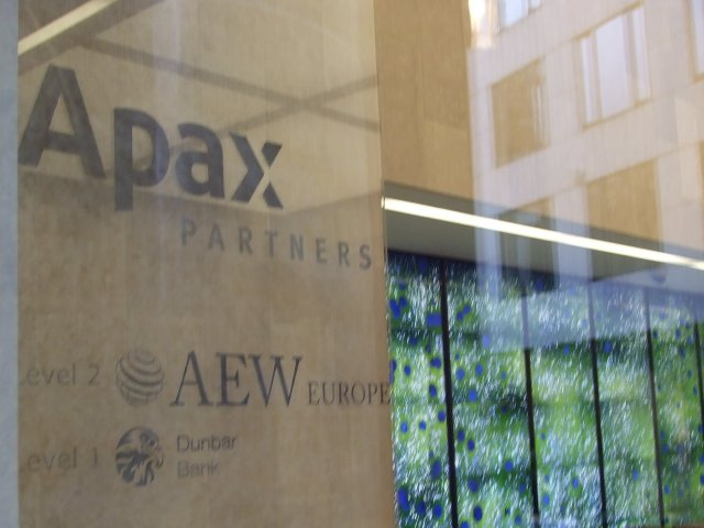 Apax Partners: 33 Jermyn Street, London, SW1Y 6DN