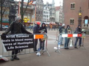 DAY THREE OF DUTCH PROTEST TOUR