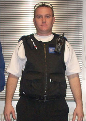 PC Rob Ward