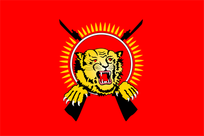 actual tamil eelam flag