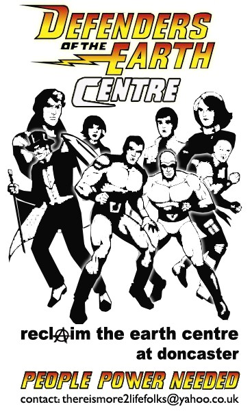 Defenders of the Earth Centre