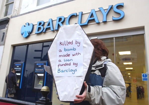 Barclays funds killing