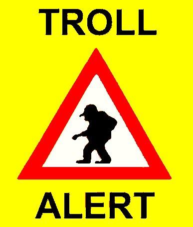 Image result for troll alert